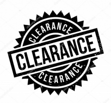 clearance on quilt fabrics