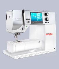 Bernina 570 (Module optional)