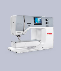 Bernina 770 Sewing Machine