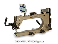 Vision 30-12 With 12´ Pivotal Access Stand